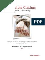 Human Trafficking Curriculum