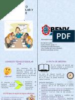 CONSEJO TÉCNICO ESCOLAR Y RUTA DE MEJORA