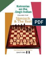Kotronias on the King's Indian Vol 5   PDF.pdf
