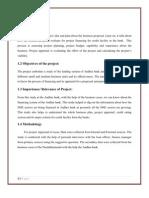 FINAL Project Appraisal Report