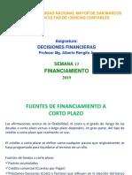 Semana 13 -Financiamientos