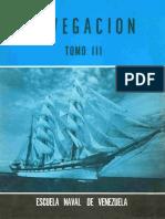 Navegacion y Pilotaje de Dutton - Tomo III Q
