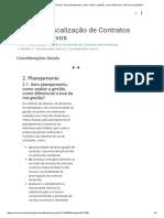 Considerações Gerais_ Sem planejamento, como avaliar a gestão, como diferenciar a boa da má gestão_