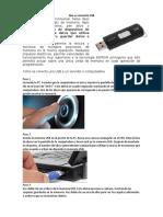 Que es memoria USB