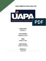 Trabajo-final-Espanol-2 UAPA