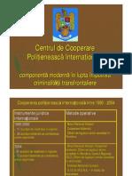 Centrul de Cooperare Politieneasca International A
