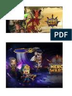 Hero Wars Character Data