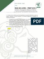 Bônus do Livro PP e RP - Sapiens + Atualidades - PEDP.docx