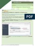 [TUTORIAL] DNI ELECTRÓNICO (II)_ Configuración en Chrome_Chromium - Linux Mint Forums
