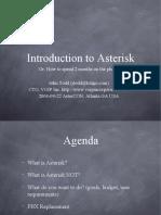 Astercon Intro to Asterisk