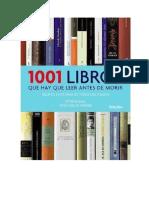 1001 libros que hay que leer antes de morir -  Peter Boxall -Jose Carlos Mainer.docx