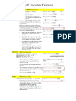 TI-89ImportantFunctions