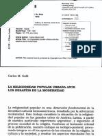 Galli-La religiosidad popular urbana ante los desafios de la modernidad.pdf