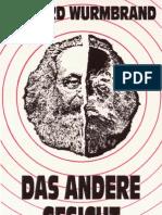 Das andere Gesicht des Karl Marx