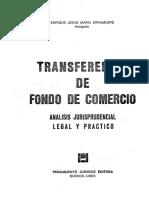 Transferencia de fondo de comercio (1)