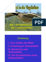 Die Bibel in der Vogelschau - Teil 1