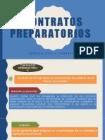 Contratos Preparatorios Perù