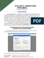 Tips&Tricks Per Il Traduttore Freelance 2a p.