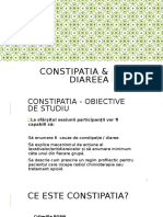 Constipatia & Diareea.pptx
