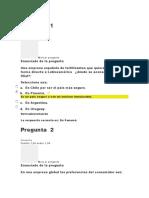 EXAMEN UNIDAD 1 MERCADEO INTERNACIONAL 2