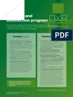 DXR-Cleaning-and-disinfection-instructions