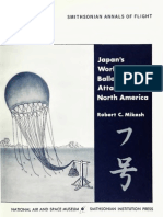 Japanese Balloon Bombs