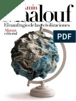Maalouf Amin - El Naufragio De Las Civilizaciones