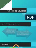 Cálculo de Caudales.pptx