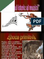 Powerpoint evolutia muzicii.ppt