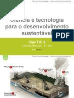 CienTic8- R2 Ciência e tecnologia para o desenvolvimento sustentável