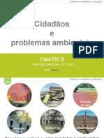 CienTic8- P2 Cidadãos e problemas ambientais