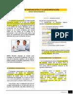 Lectura - La situación comunicativa y la argumentación
