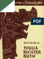 Josua - Richter - Ruth