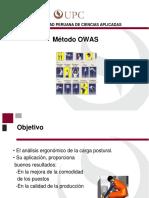 Unidad V.4 Método Eval-OWAS