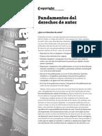 Fundamentos del derecho de autor.pdf