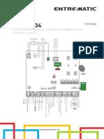 2. EN - Ditec EL34 control panel technical manual .pdf
