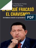 ¿Por qué fracasó el chavismo.pdf