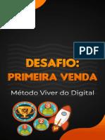 EBOOK PRIMEIRA VENDA