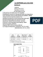 Memoria EEPROM serie 24LC256