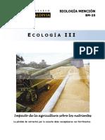 BM25 Ecología III