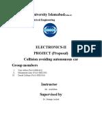 E-II proposal