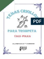 Temas Criollos para Trompeta