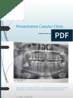 Caz clinic omf