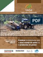 UNICOOP. Prácticas Recomendadas Para El Buen Manejo de Suelos en La Producción de Granos-SIMILAR
