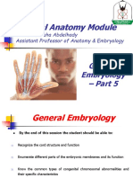 YU - General - Embryology Part 5