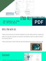 ipad accessibility