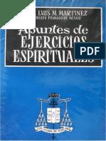 Apuntes de Ejercicios Espirituales Mons Luis  M Martinez.doc