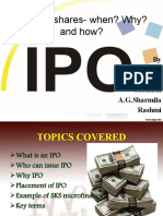 Issue of Shares When, Why & How Sharmila Jeetesh, Rashmi, Shreeja, Deepika)