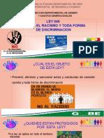 LEY 045 nueva CONTRA EL RACISMO (1-12)