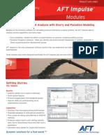 AFT Impulse Slurry PFA Modules